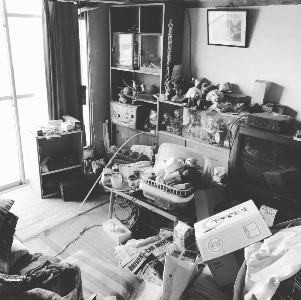 福生市の空き家